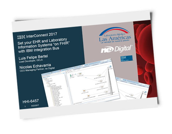 Download Presentation: Set your EHR and LIS on FHIR with IIB