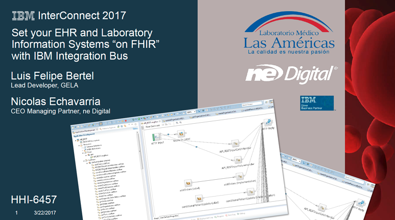 Download available for Set your EHR and LIS on FHIR with IBM IIB
