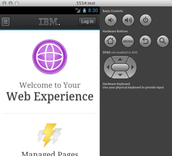 Integrating MobileFirst services into WEF applications running on IBM WebSphere Portal